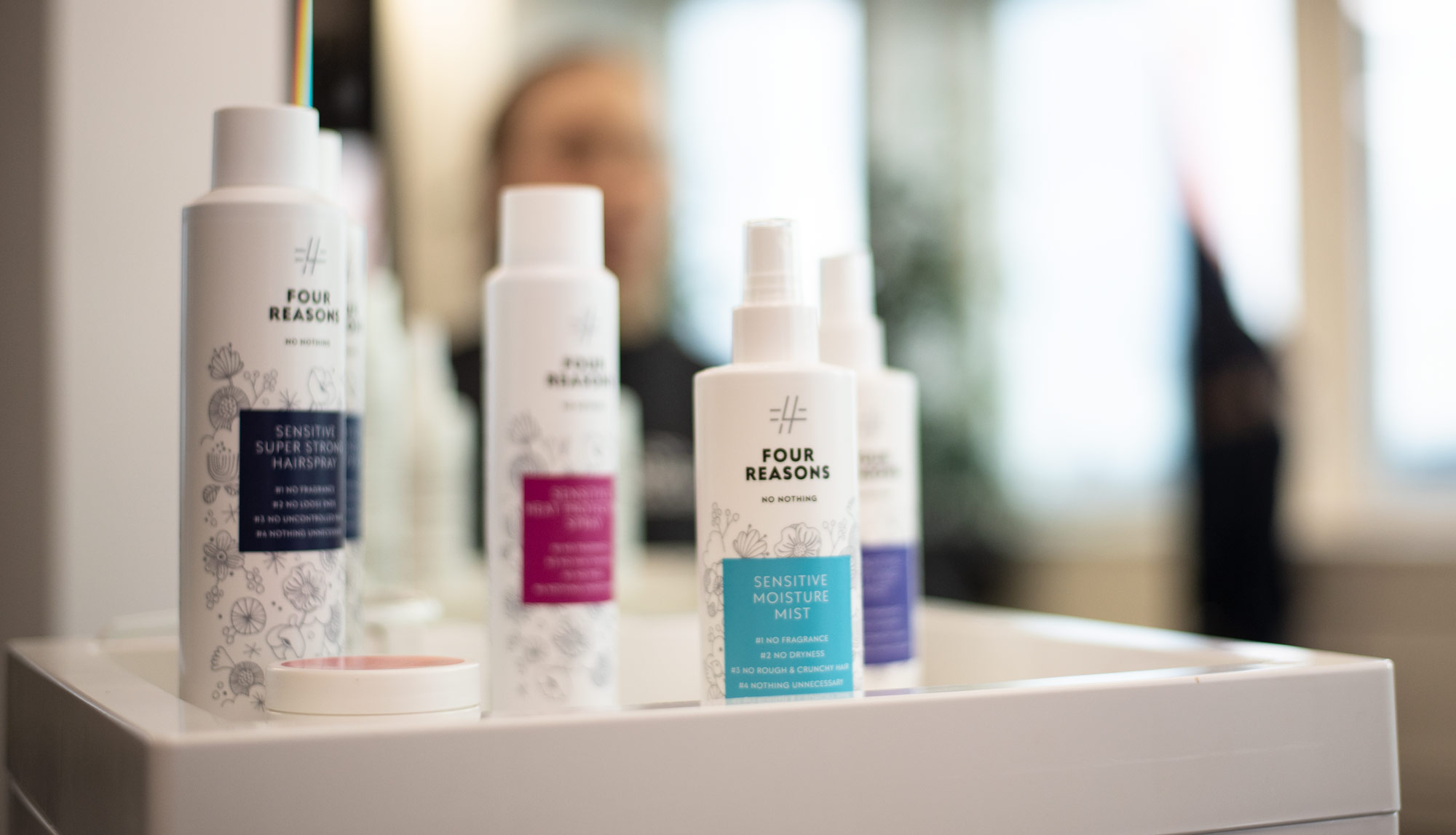 Good fragrances, bad fragrances? A fragrance-free hair salon experience as an alternative